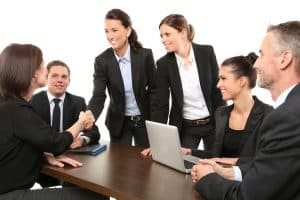 learn English for professionals for business meetings